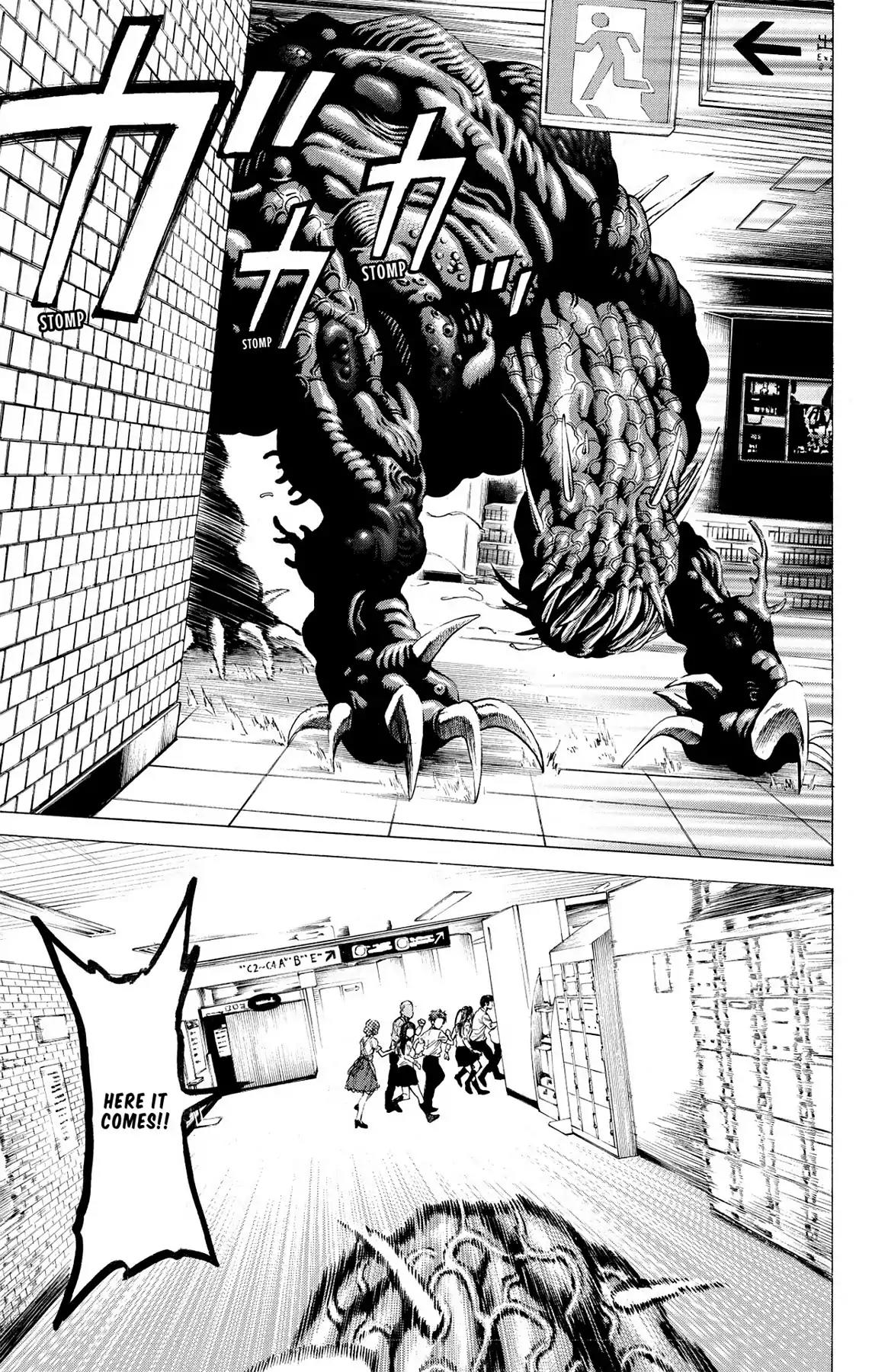 Hakaijuu Vol.7 Chapter 26: Breakout