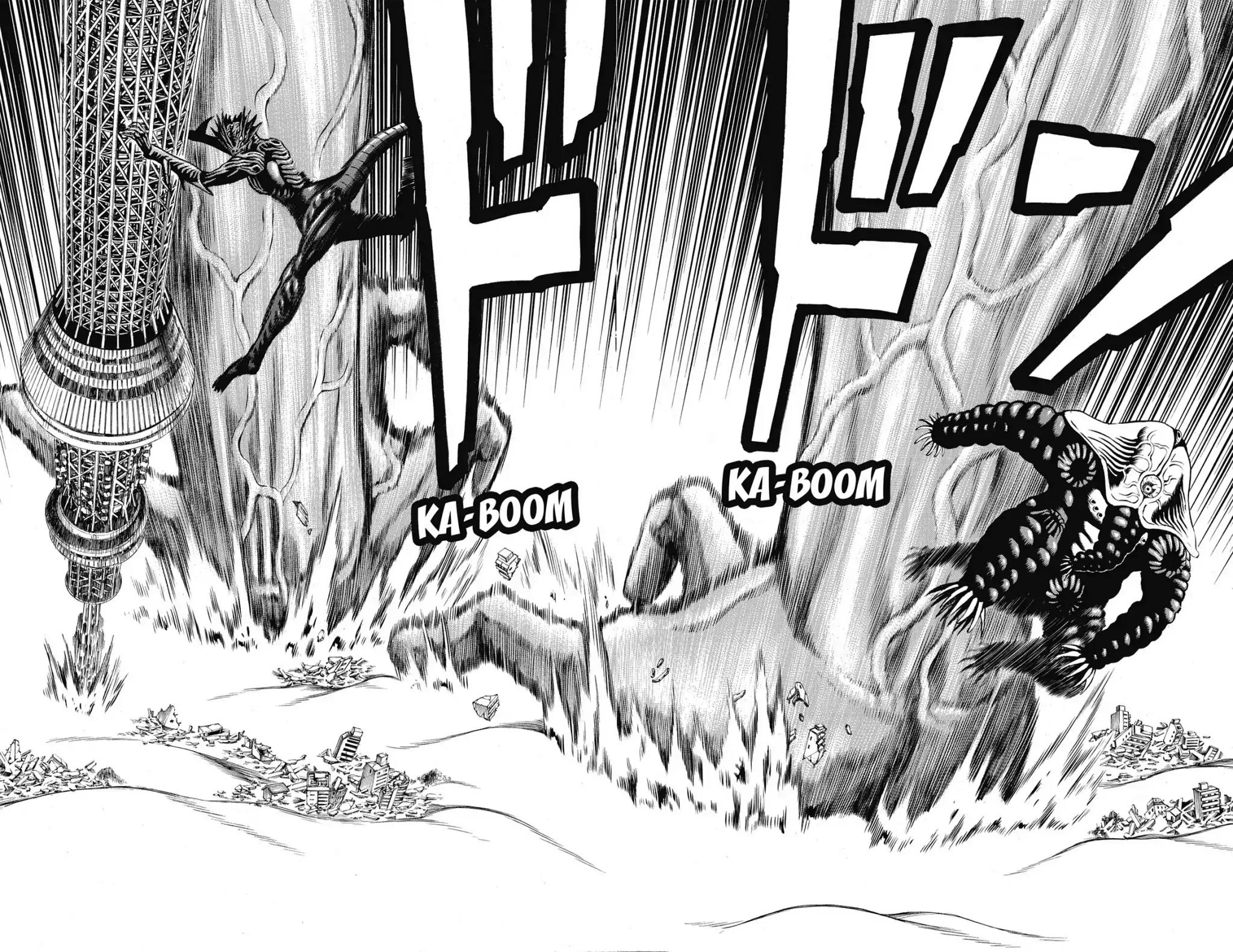 Hakaijuu Vol.13 Chapter 49: King