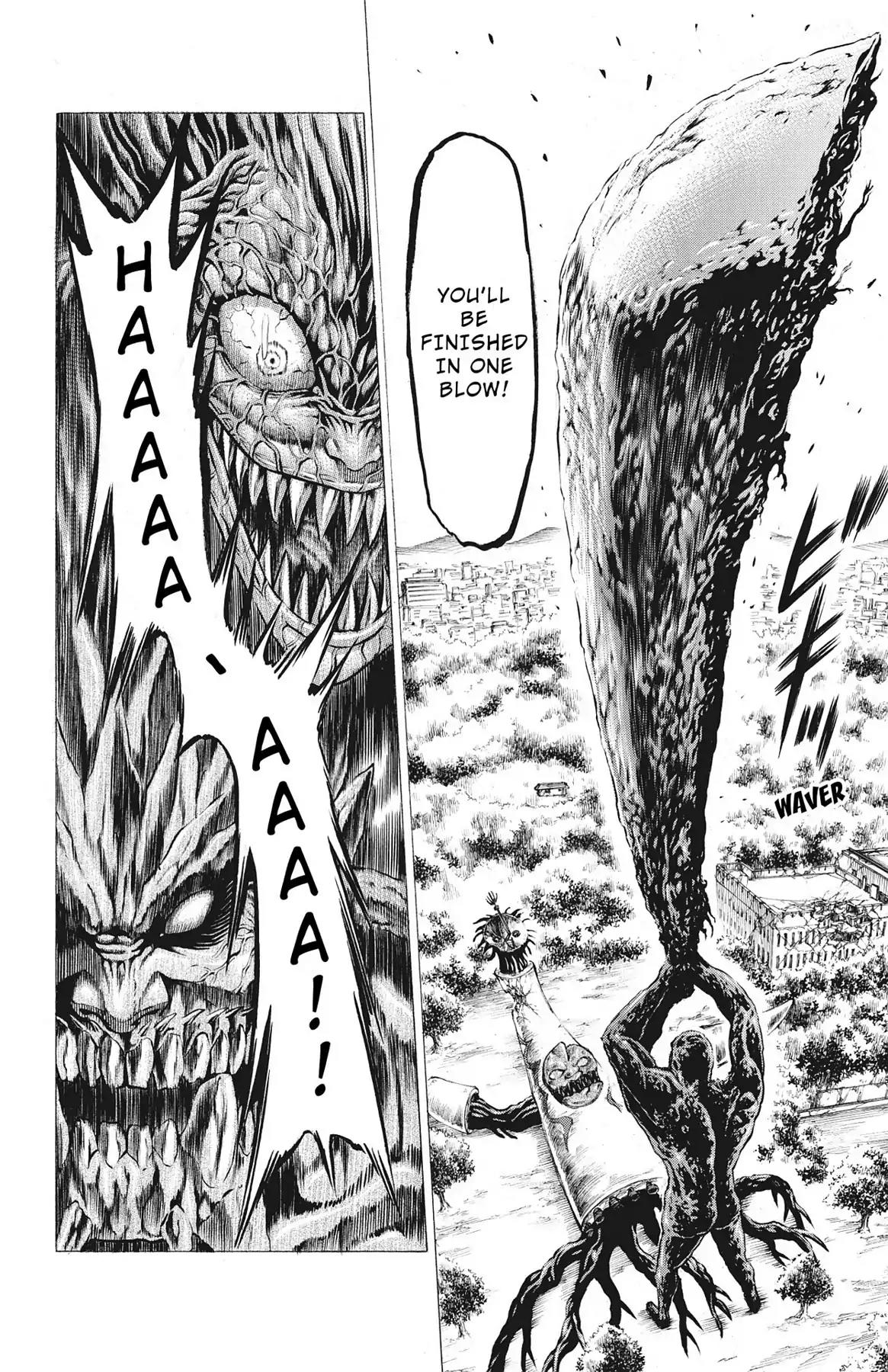 Hakaijuu Vol.19 Chapter 72: Predation