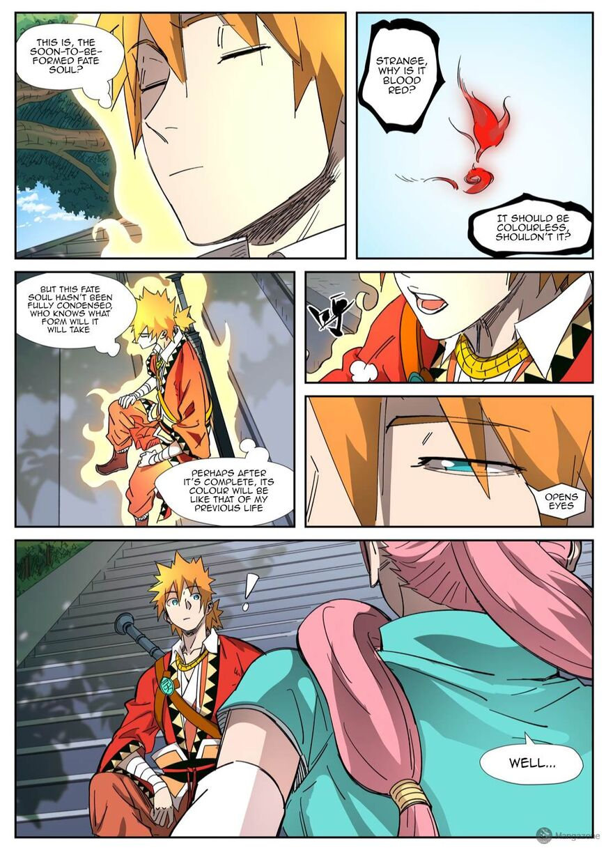 Tales of Demons and Gods ch.316