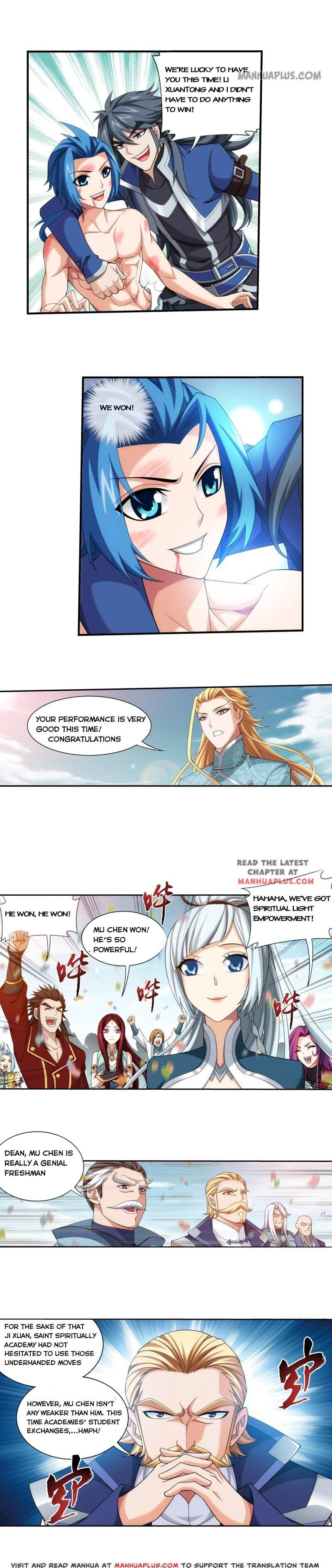The Great Ruler ch.169