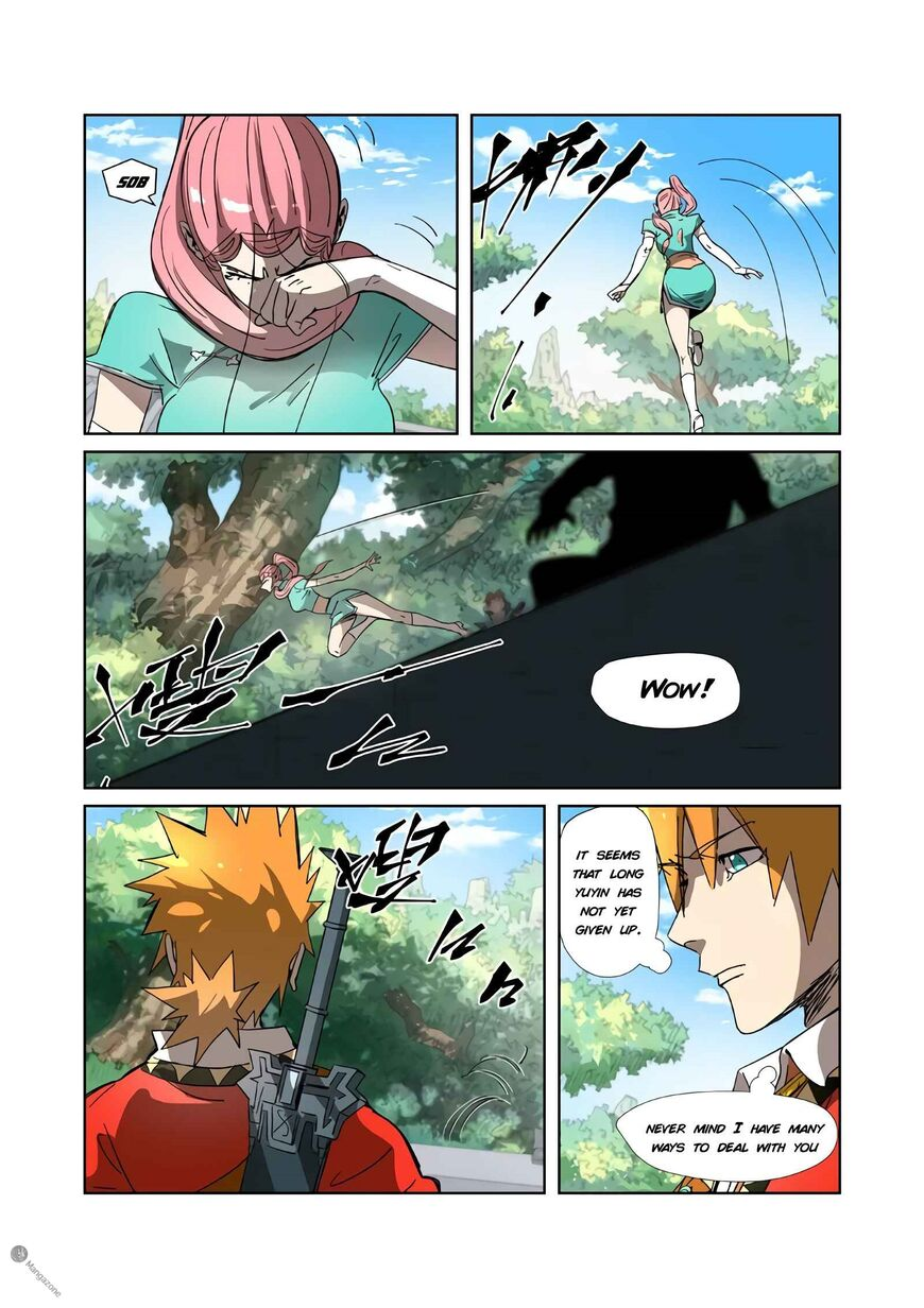 Tales of Demons and Gods ch.317