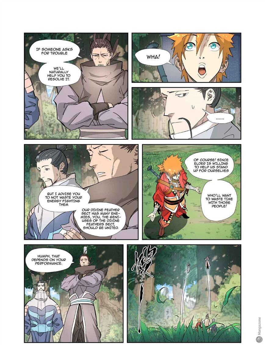 Tales of Demons and Gods ch.318
