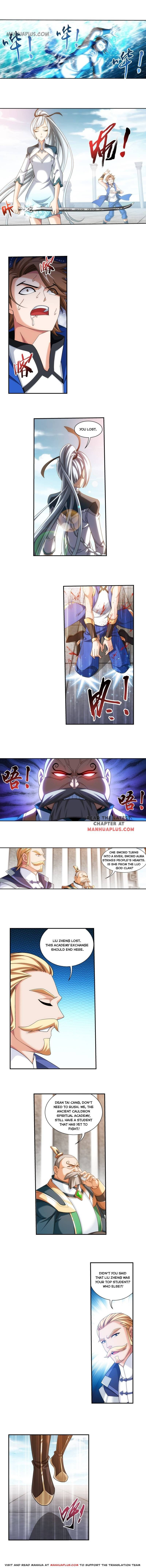The Great Ruler ch.181